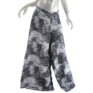 Igor Dobranic Woven Linen Paris Pants Lagenlook